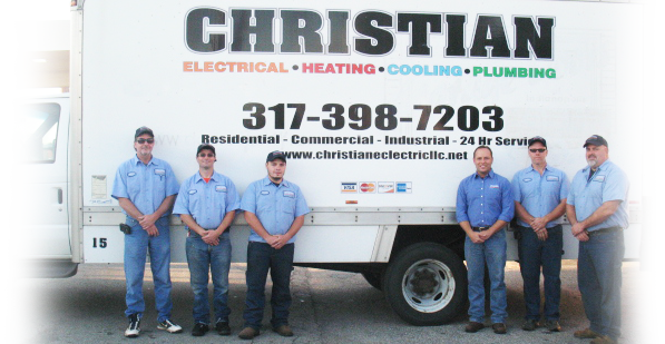 We specialize in Commercial HVAC service in Shelbyville IN so call Christian Electric, LLC.