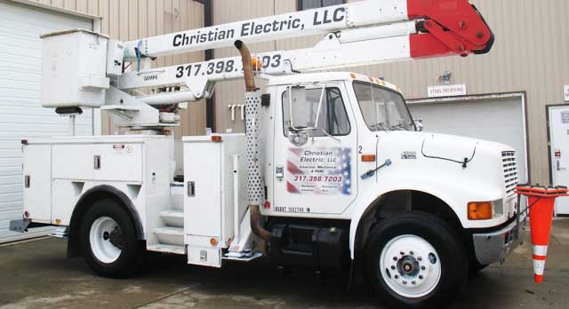 See what makes Christian Electric, LLC your number one choice for Plumbing repair in Fairland IN.